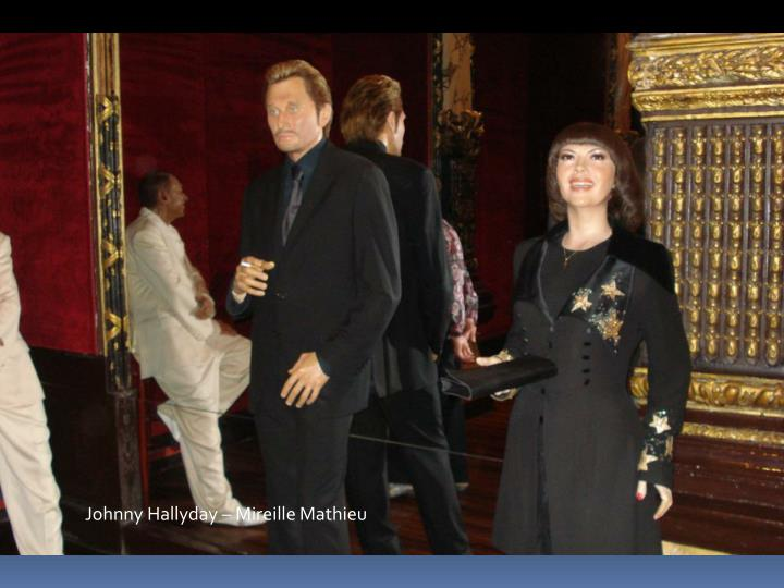 Johnny Hallyday – Mireille Mathieu