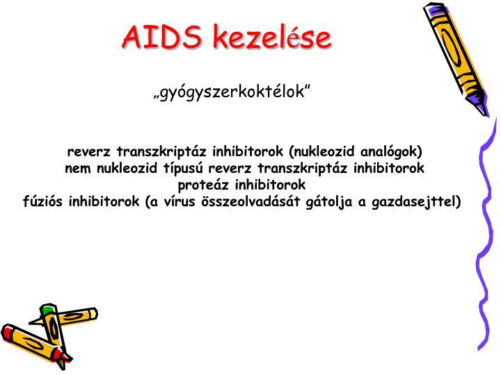 AIDS kezel