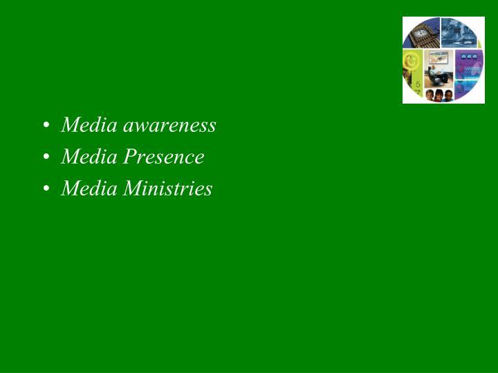 Media awareness