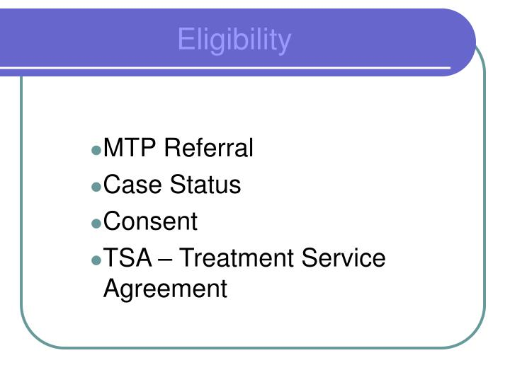 MTP Referral