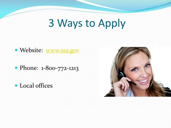 3 Ways to Apply