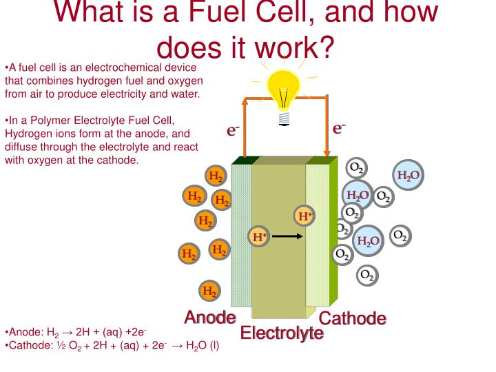 What is a fuel cell and how does it work
