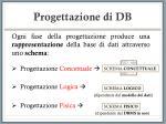progettazione di db15