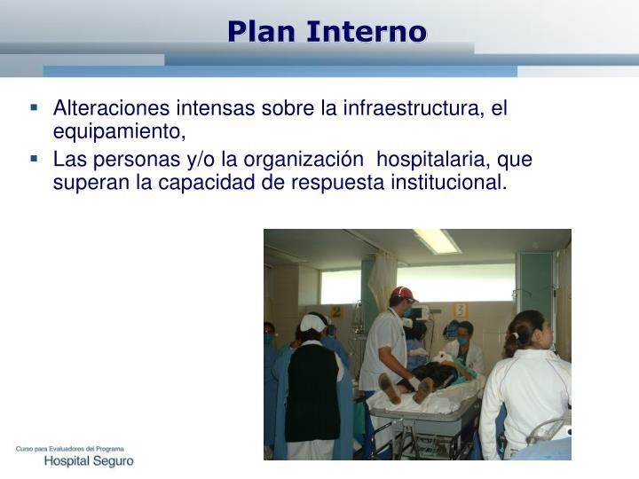 Plan Interno