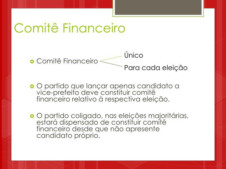 Comitê Financeiro