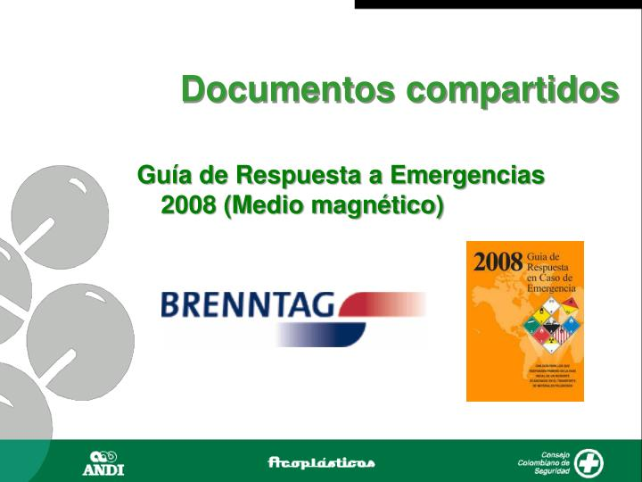 Documentos compartidos
