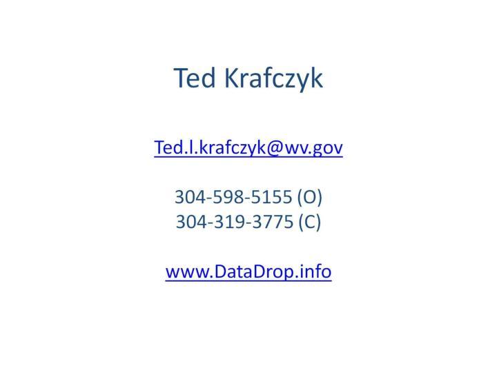 Ted Krafczyk