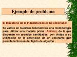 ejemplo de problema1