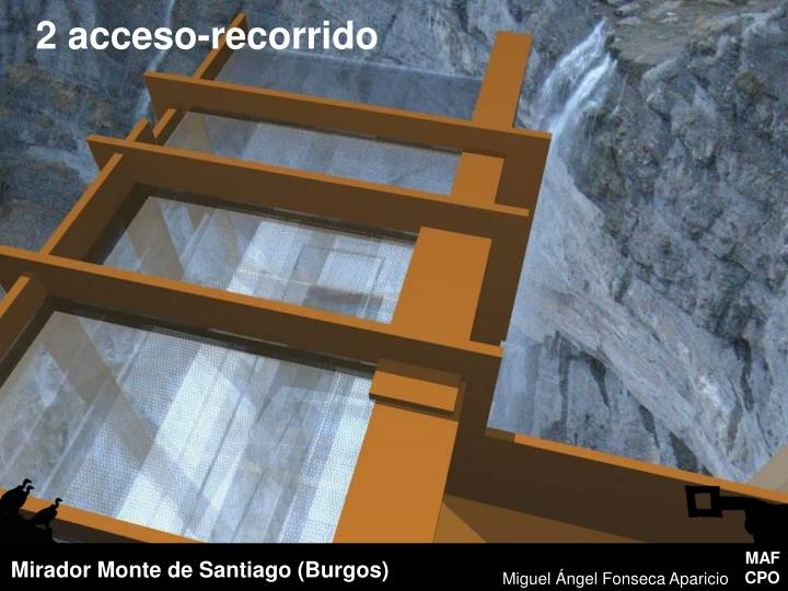 2 acceso-recorrido
