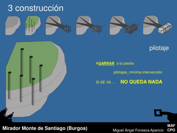 3 construcción
