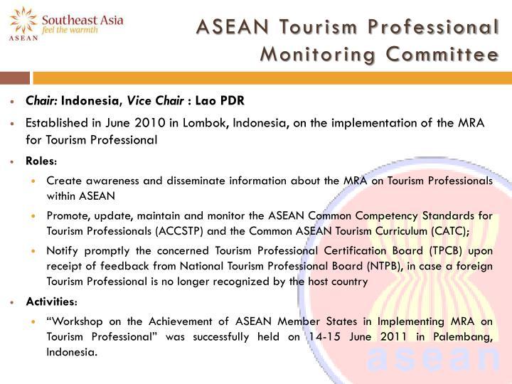 ASEAN Tourism Professional