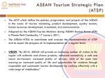 asean tourism strategic plan atsp
