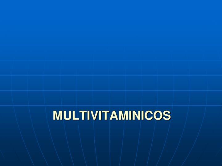 MULTIVITAMINICOS