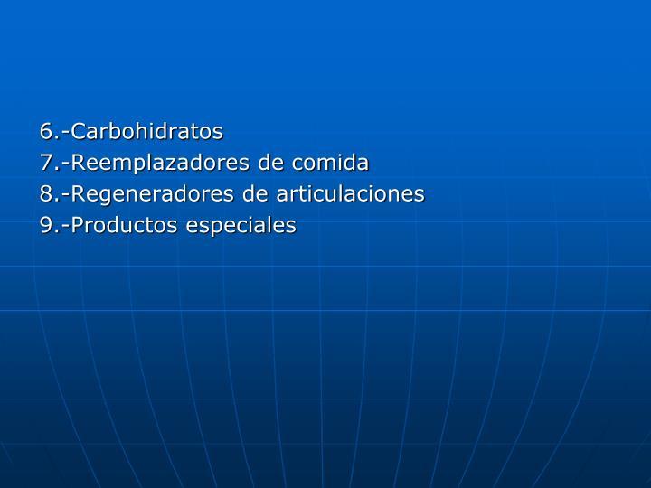 6.-Carbohidratos