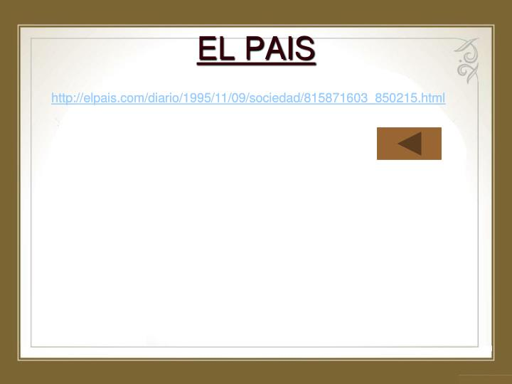 EL PAIS