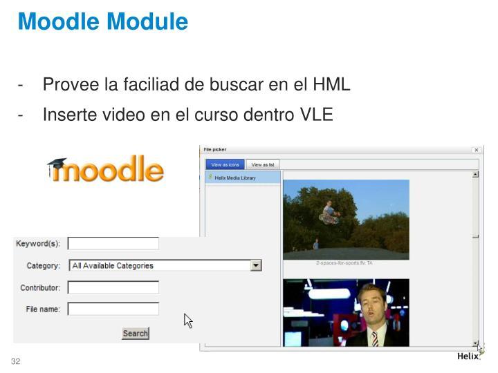 Moodle Module