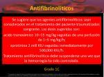 antifibrinol ticos