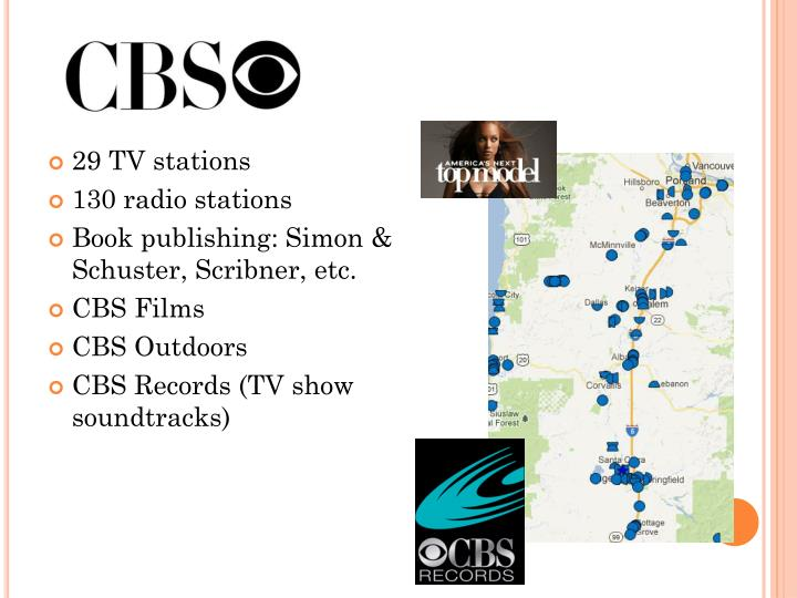 29 TV stations