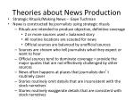 theories about news production2