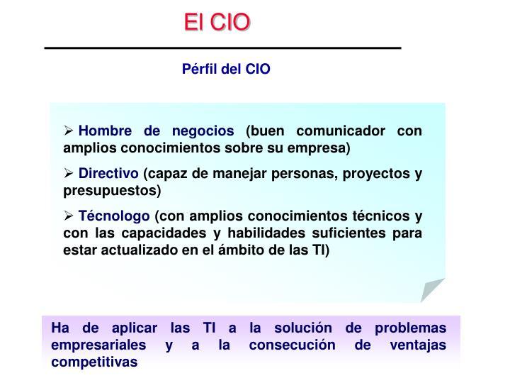 El CIO