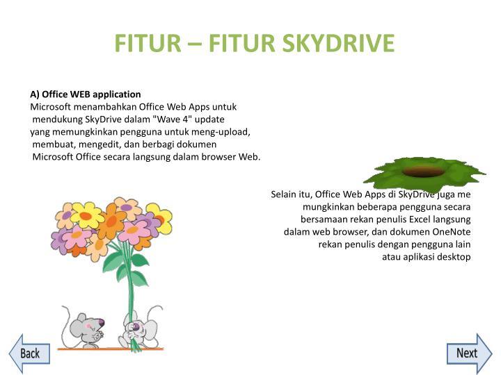 FITUR – FITUR SKYDRIVE
