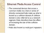 ethernet media access control4