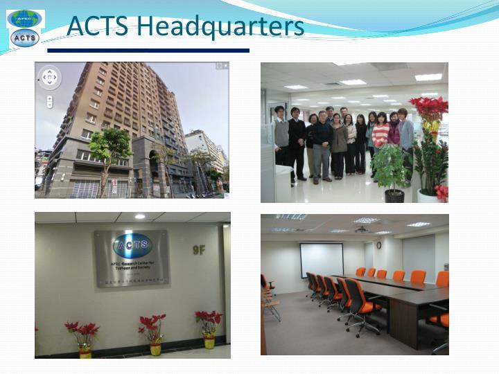 ACTS Headquarters
