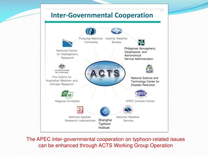 Inter-Governmental Cooperation
