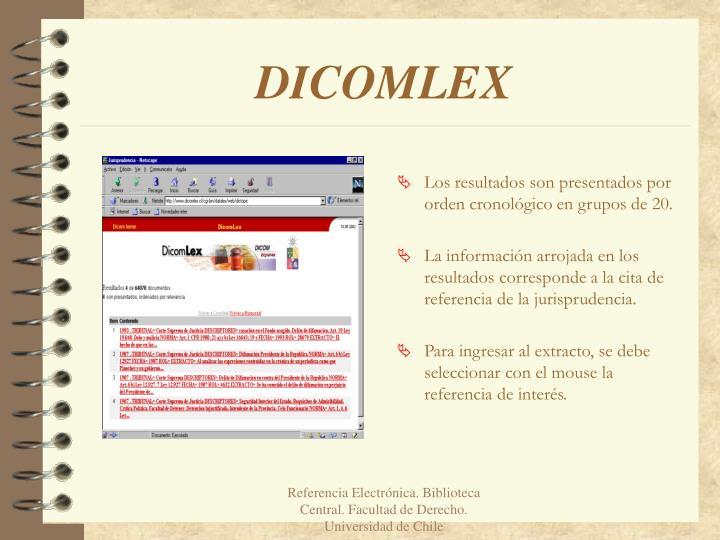 DICOMLEX