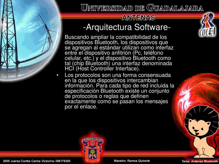 -Arquitectura Software-