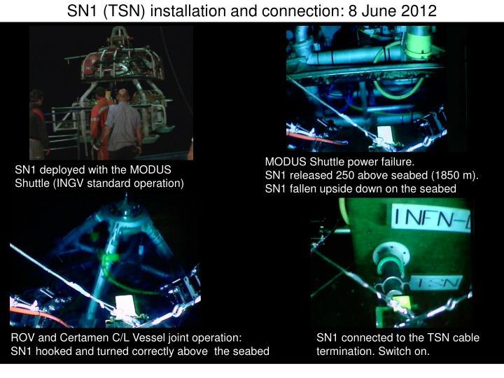 SN1 (TSN)