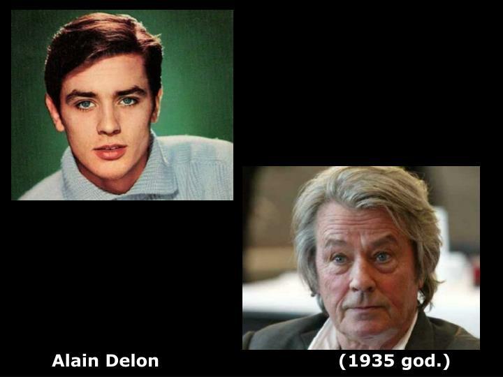 Alain Delon                               (