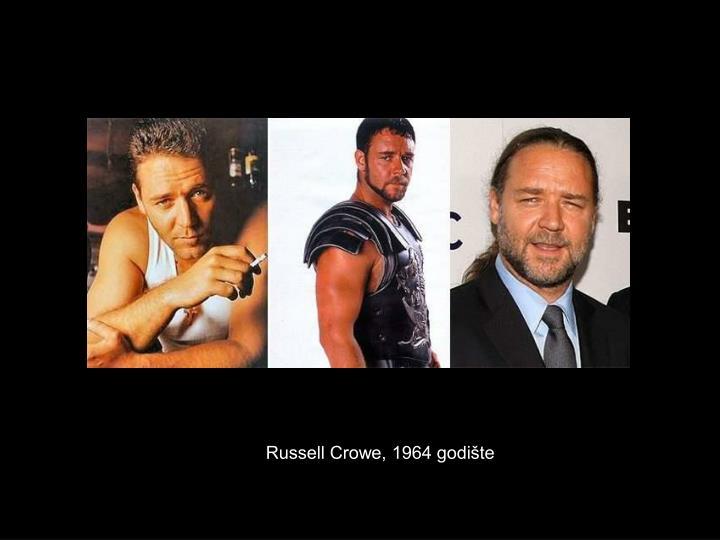 Russell Crowe, 1964 godište