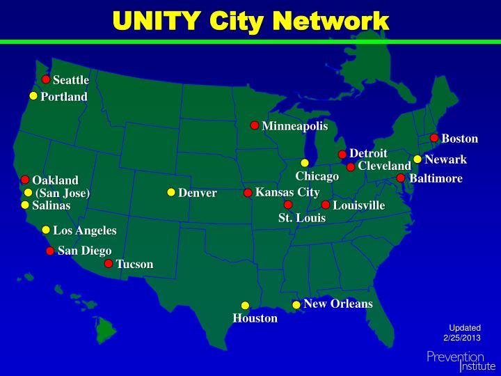 UNITY City Network
