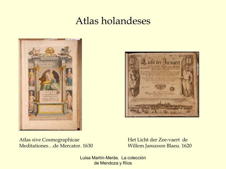 Atlas holandeses