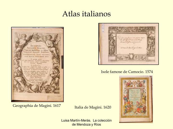 Atlas italianos