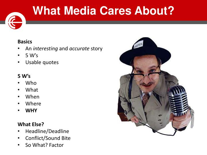What Media Cares About?