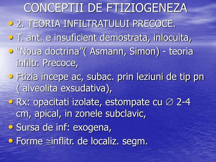 CONCEPTII DE FTIZIOGENEZA