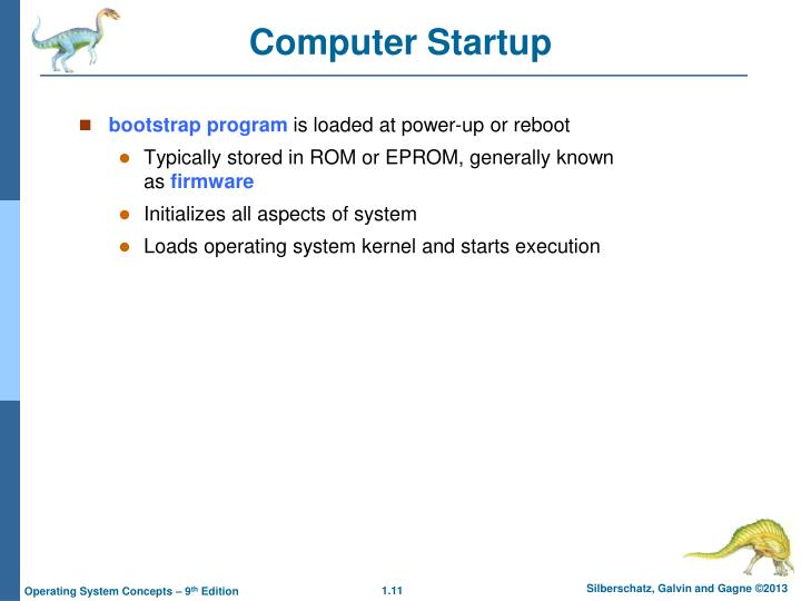 Computer Startup