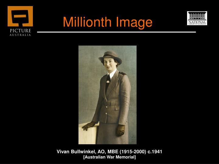 Millionth Image