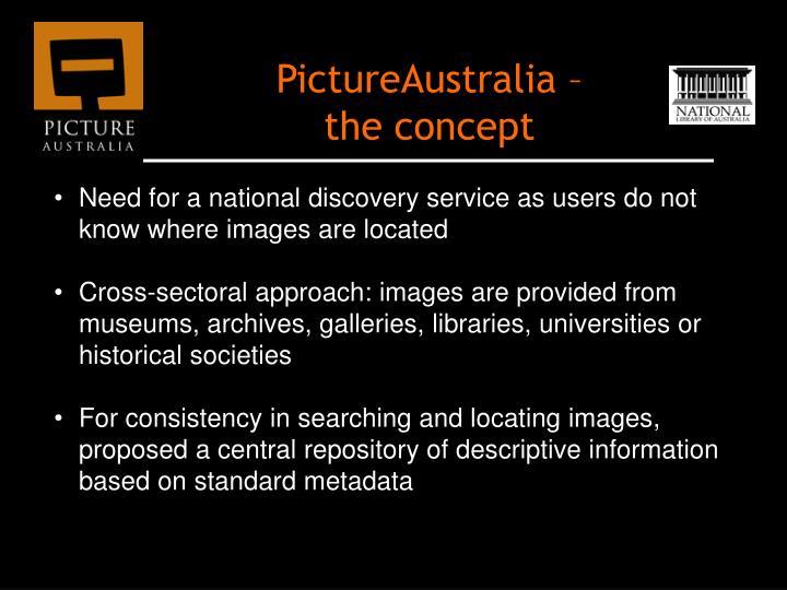 PictureAustralia –