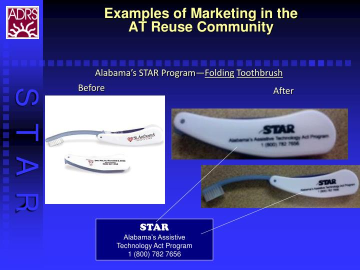 Examples of Marketing in the