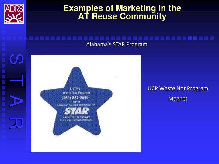 UCP Waste Not Program