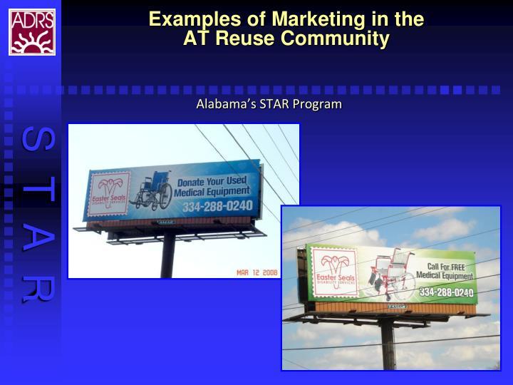 Alabama's STAR Program