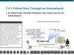 7 4 1 follow data through an internetwork8