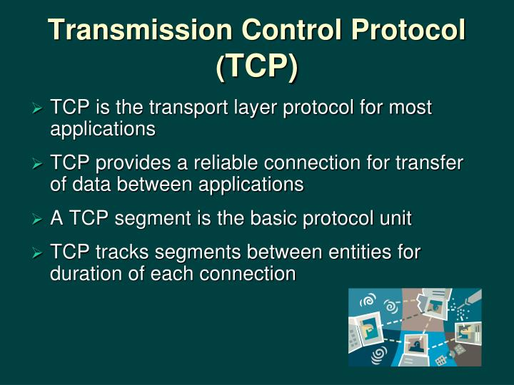 Transmission Control Protocol (