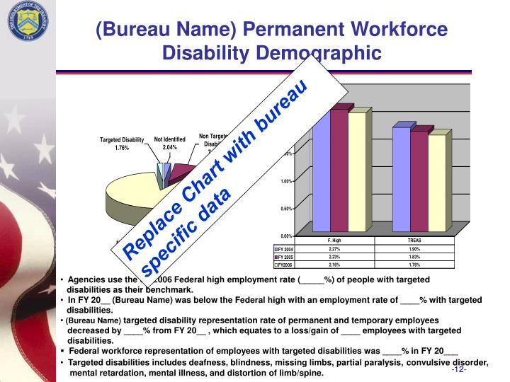 (Bureau Name) Permanent Workforce