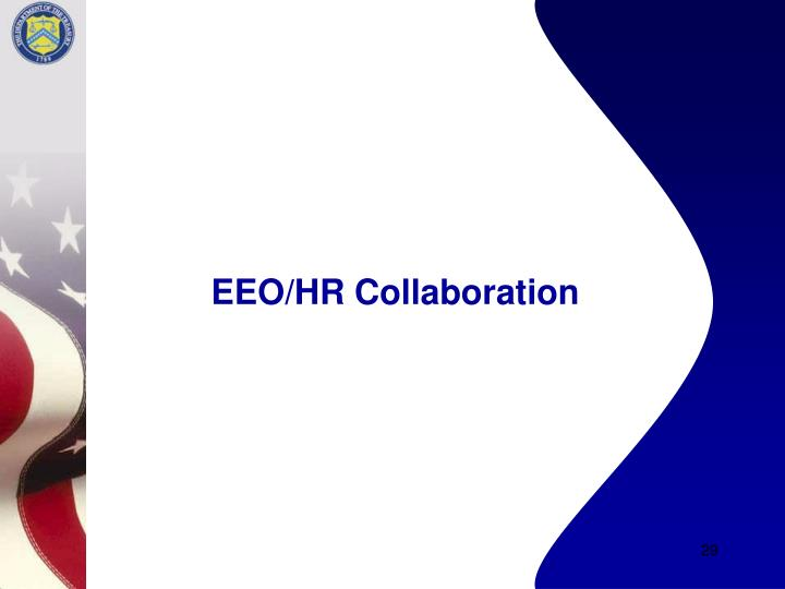 EEO/HR Collaboration