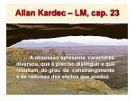 allan kardec lm cap 231