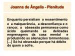 joanna de ngelis plenitude
